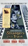 HITCHCOCK MASTER OF SUSPENSE #37: STRANGERS ON A TRAIN [1951]