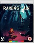 RAISING CAIN [1992]: On Dual Format Now