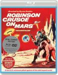 ROBINSON CRUSOE ON MARS [1964]: On Dual Format 23rd November