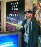 HCF EXCLUSIVE INTERVIEW with RYAN LEVIN, Writer and Director of SOME GUY WHO KILLS PEOPLE