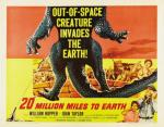 20 MILLION MILES TO EARTH [1957] [HCF REWIND] - RAY HARRYHAUSEN TRIPLE BILL