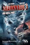 SHARKNADO 3: OH HELL NO! Set For UK Release on Digital and DVD in November 2015