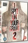 I SPIT ON YOUR GRAVE 2: Out To Rent and Buy on Oct 7th