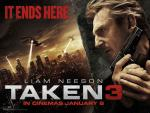 TAKEN 3 [2014]: in cinemas now