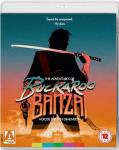 THE ADVENTURES OF BUCKAROO BANZAI ACROSS THE 8TH DIMENSION (1984) - On Arrow Video Blu-Ray