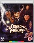 THE COMEDY OF TERRORS [1963]: on Dual Format Blu-ray and DVD now