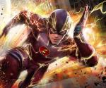 Latest TV: Flashpoint takes effect in Flash Season 3 Promo