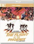 THE FLIGHT OF THE PHOENIX [1965]: on Blu-ray 12th September