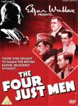 THE FOUR JUST MEN [1939]: out now on DVD  [HCF REWIND]