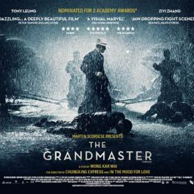 THE GRANDMASTER [2013]: in selected cinemas now