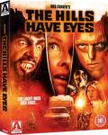 THE HILLS HAVE EYES [1977]: on Blu-ray and DVD 3rd October