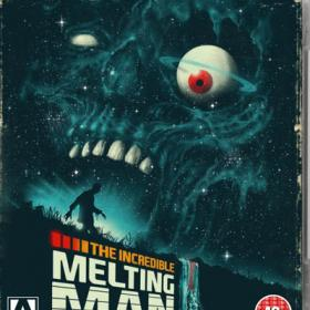 THE INCREDIBLE MELTING MAN [1977]: out now on Dual-Format Blu-ray and DVD