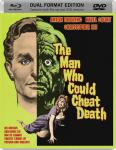 DOC'S JOURNEY INTO HAMMER FILMS #41: THE MAN WHO COULD CHEAT DEATH [1959]: on Blu-ray 21st September