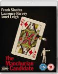 THE MANCHURIAN CANDIDATE [1962]: on Dual Format Blu-ray and DVD now