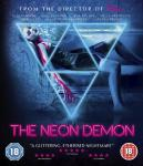 THE NEON DEMON [2016]: on Blu-ray and DVD now