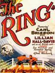 HITCHCOCK MASTER OF SUSPENSE #5: THE RING [1927]