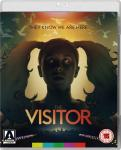THE VISITOR [1979]: out now on Dual-Format Blu-ray and DVD