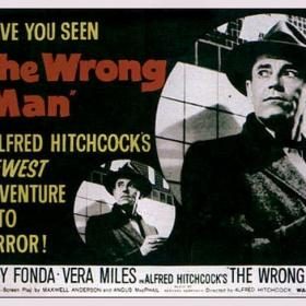 HITCHCOCK MASTER OF SUSPENSE #44: THE WRONG MAN [1956]