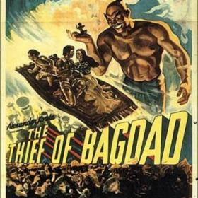 THE THIEF OF BAGDAD [1940]  [HCF REWIND]