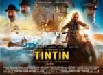 WIN A THEATRICAL QUAD POSTER OF TINTIN: THE SECRET OF THE UNICORN