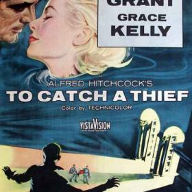 HITCHCOCK MASTER OF SUSPENSE #41: TO CATCH A THIEF [1955]
