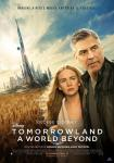 TOMORROWLAND: A WORLD BEYOND [2015]: in cinemas now