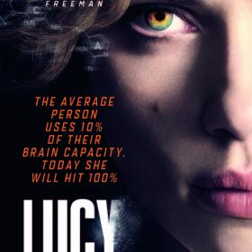LUCY [2014]: in cinemas now