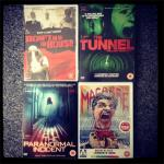 WIN A HORROR DVD BUNDLE To Celebrate the Release of THE TUNNEL!