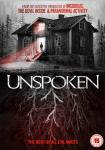 Win UNSPOKEN on DVD In Our Competition!