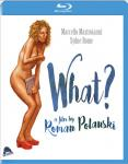 WHAT? (1972) - On Blu-Ray from Severin Films