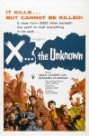 DOC'S JOURNEY INTO HAMMER FILMS #28: X THE UNKNOWN [1956]
