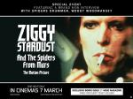 ZIGGY STARDUST AND THE SPIDERS FROM MARS [1973]: In Selected Cinemas Tonight